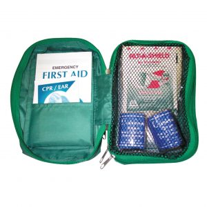 Snake Bite First Aid Kit, Complete Set In Nylon Pouch