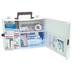 Swimming Pool First Aid Kit in PVC Case