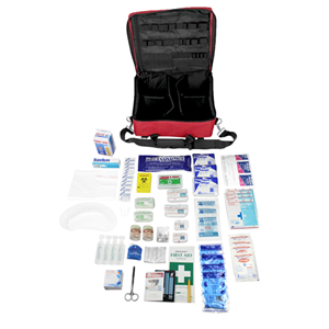 Queensland Low Risk First Aid Kit, With Additional Modules