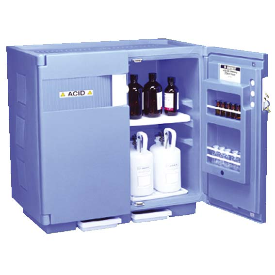 Justrite Safety Storage Cabinets for Corrosive Substances ...