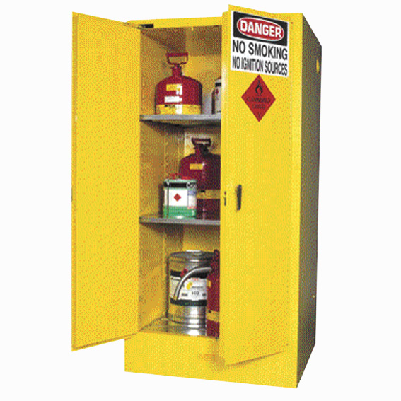 Justrite Safety Storage Cabinets for Flammable Liquids ...