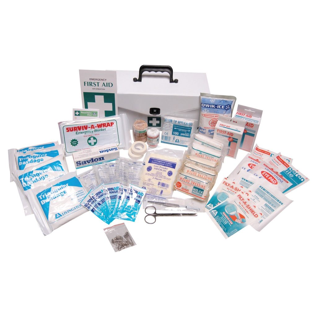First Aid Kit Essentials in the Workplace