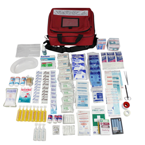 first aid construction kit