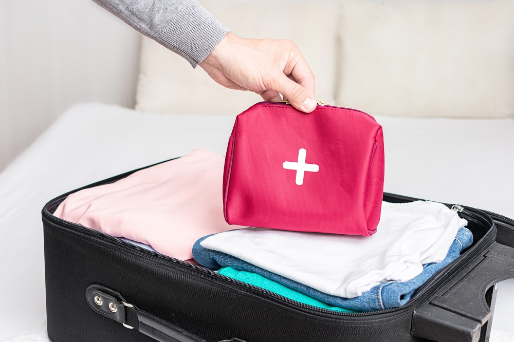Travel Essentials for a First Aid Kit